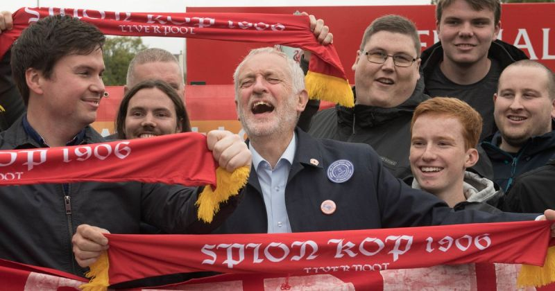 """Labour Party promise to give football fans a """"greater say over the way their clubs are run"""""""