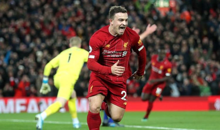 """No chance"" – Italian journo claims LFC have refused to let Roma talk to Shaqiri"