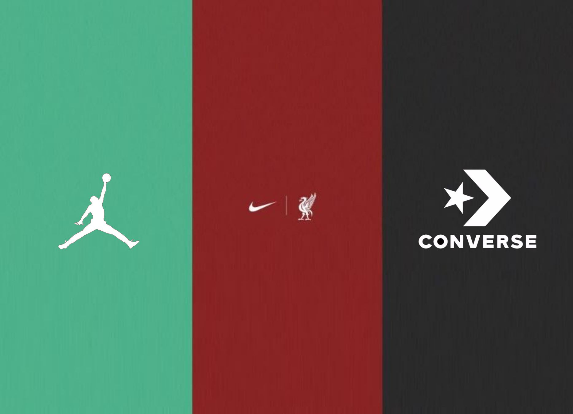 Nike set to release Converse / Jordan and US club collab collection with LFC branding – Footy Headlines