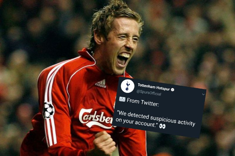 LFC fans hijack Spurs poll to make sure Peter Crouch beats Harry Kane