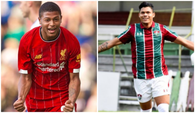 Liverpool speak to Brazilian wonderkid's agent & could bring striker in to replace Rhian Brewster