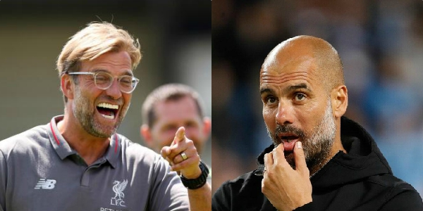 Bayer Leverkusen troll Guardiola & Manchester City with slick Liverpool reference ahead of PL's return