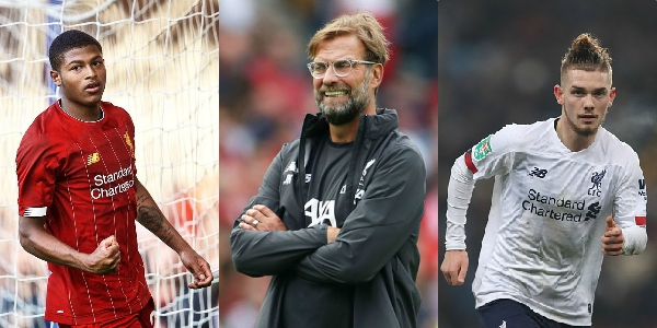 Klopp signed new deal to build new team for LFC's next manager
