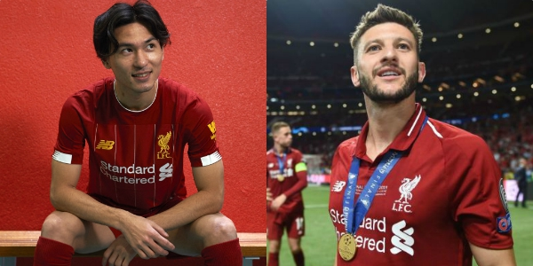 Lallana sends classy Minamino message – the man likely to take his place at Liverpool