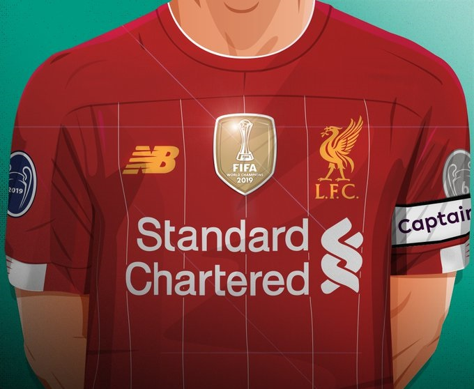 LFC to wear Club World Cup winners' patch in the PL once – against Wolves