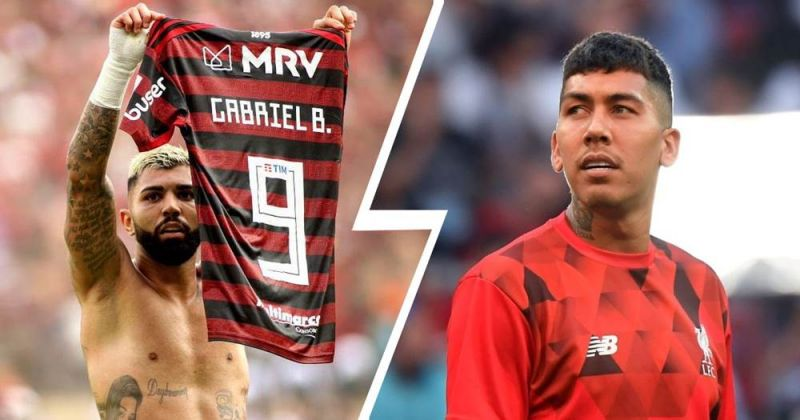 Gabigol wants to play for Liverpool in the Premier League alongside Firmino