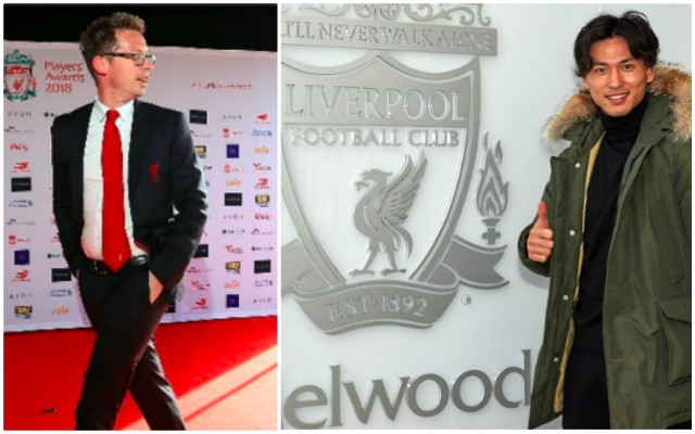 Klopp thanks 'fantastic' Michael Edwards for 'very quick, very clever' Minamino