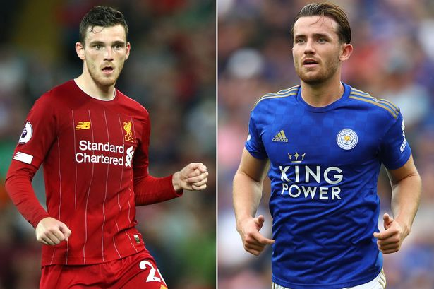 Ben Chilwell explains chat with Andy Robertson at Trent's birthday dinner