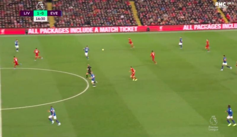 (Video) Trent's diagonal breaks internet as Shaqiri scores v Everton