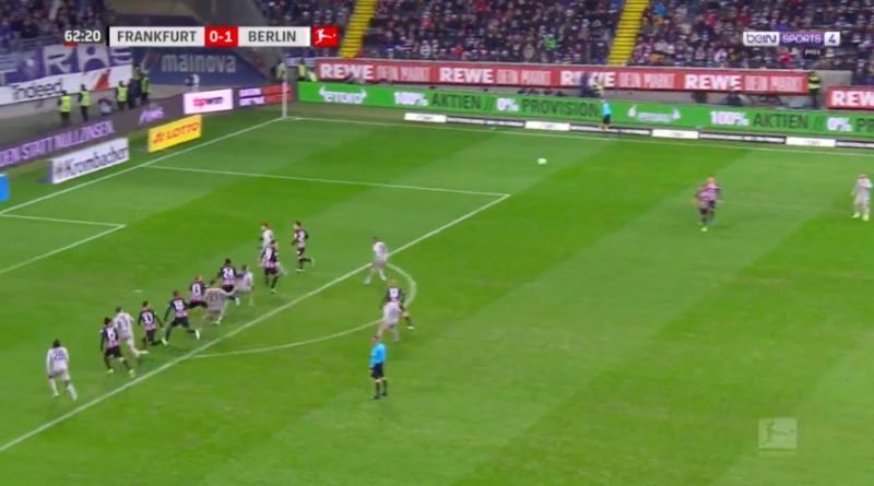 (Video) Marko Grujic scores & provides lovely assist for Hertha in MOTM Bundesliga outing