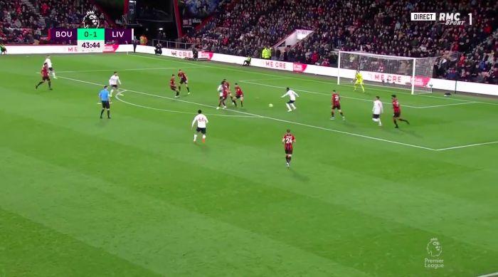 (Video) Naby Keita goal: LFC's no.8 scores beautifully after Salah linkup