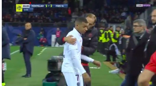 (Video) Mbappe shows diva attitude as Liverpool's 'ultimate ambition' disrespects Tuchel