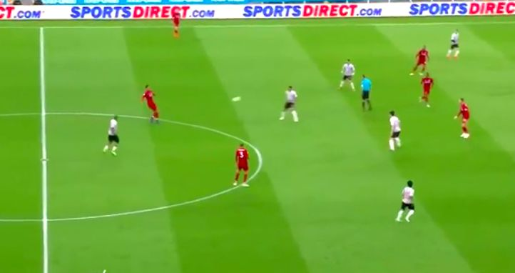 (Video) Three Minutes of Virgil van Dijk spraying it around at CB is a thing of beauty