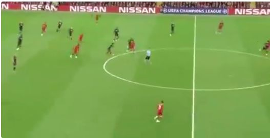 (Video) Minamino's Anfield masterclass: Pressing, skills, goal, passes, speed all on display