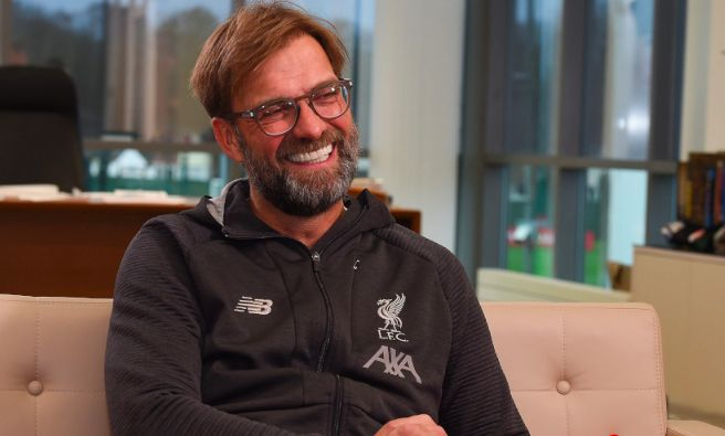 World Health leader thanks Jurgen Klopp for his 'powerful' coronavirus message