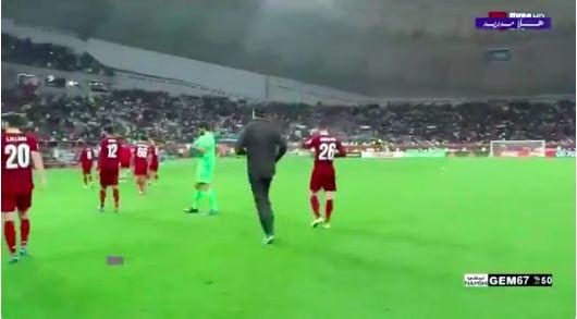 (Video) Klopp makes beeline for GK: 'All you need is Alisson Becker, Alisson Becker'