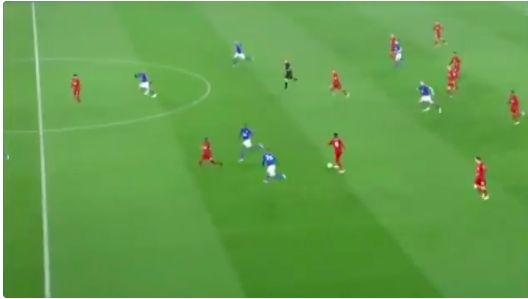 (Video) Keita's highlights from Leicester show he's one of the most skilled & elegant midfielders in the PL