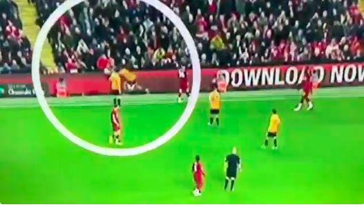(Video) The incident with Jonny & the ballboy Liverpool are investigating