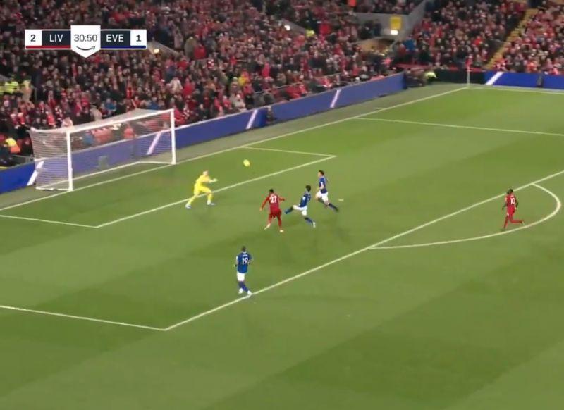 (Video) Amazon Prime condense seven-goal Merseyside Derby into 60 seconds