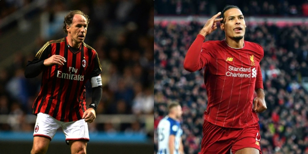Franco Baresi declares Virgil van Dijk should have won the Ballon d'Or over Lionel Messi