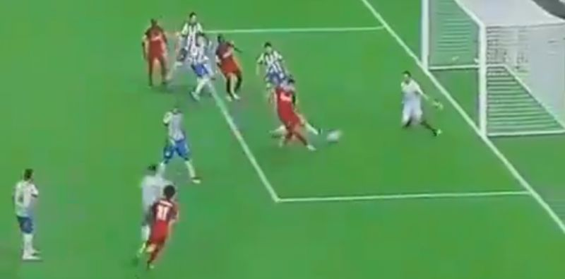 (Video) LFC subs Firmino & Trent combine to score genius last-gasp winner v. Monterrey