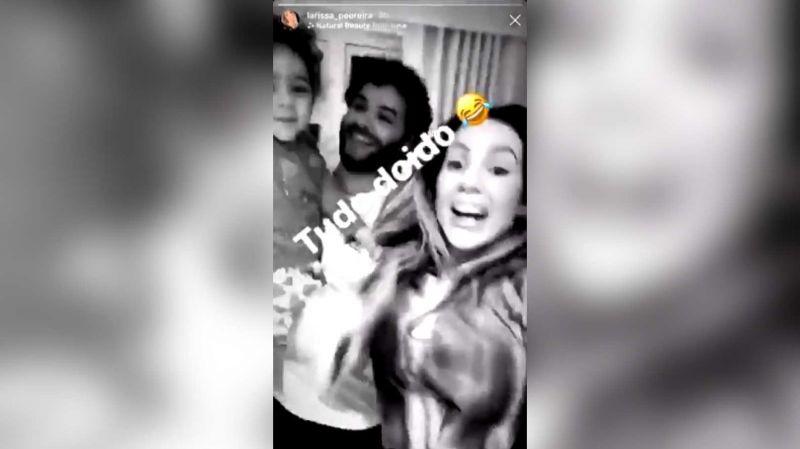 (Video) Absolute scenes in the Firmino household as Bobby bags winner in Club World Cup; wife sings 'Si Senor' in Instagram post