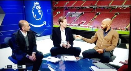 (Video) Thierry Henry's description of Origi's stunning goal v. Everton is beautiful
