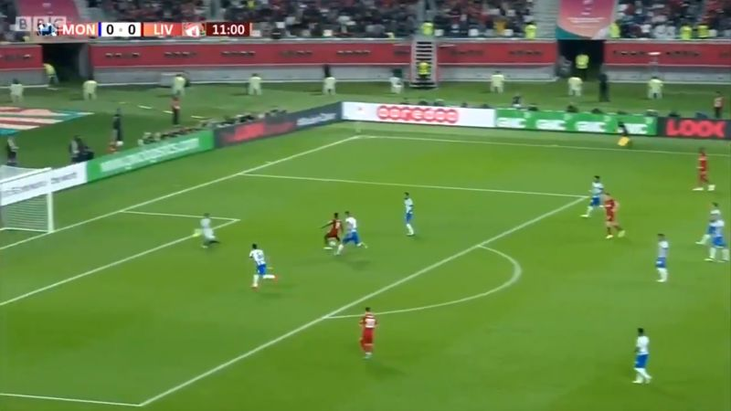 (Video) Keita shows striker's instinct v. Monterrey; Salah assists with scrumptious reverse ball
