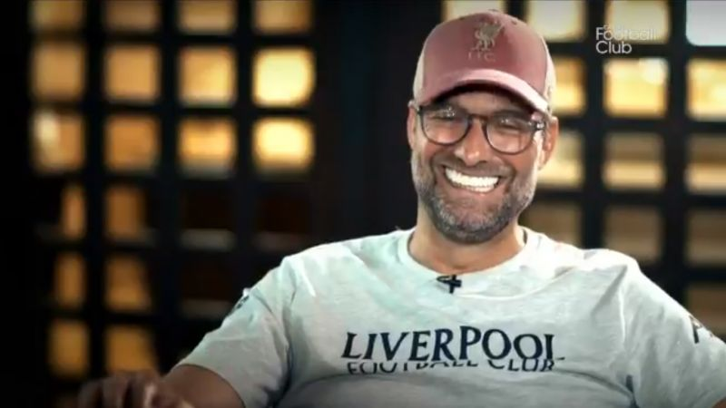 "(Video) Klopp jokes French players are ""too expensive"" for LFC; name-drops Mbappe & Griezmann"