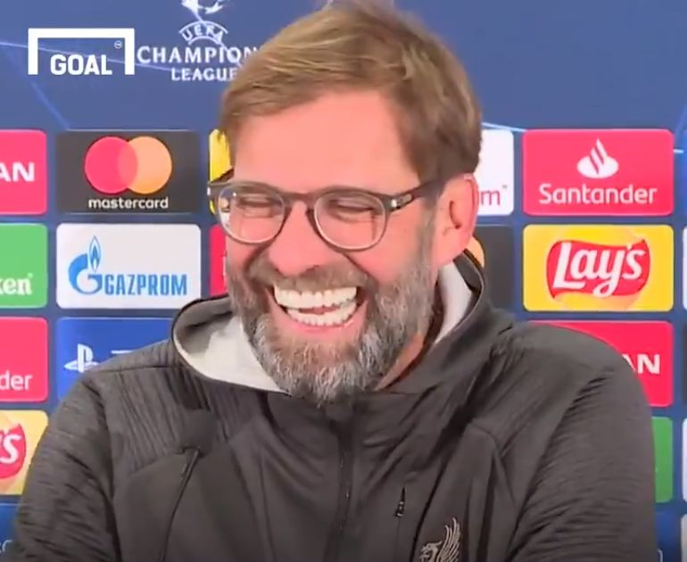 """(Video) """"It was completely stupid"""" – Klopp apologises to translator for criticising their work"""