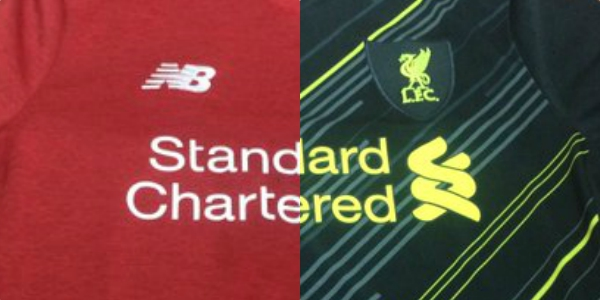 (Photos) New Balance's alleged unreleased LFC 'kits for next season' leaked online