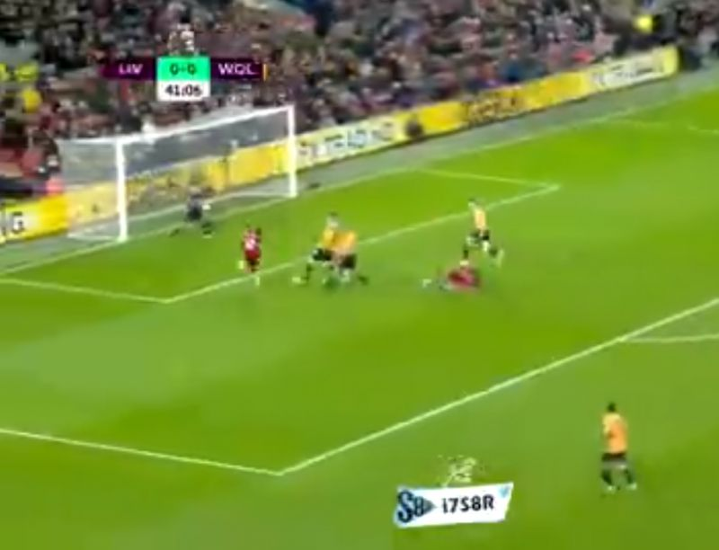 (Video) Mane finishes beautifully after Lallana's shoulder assist