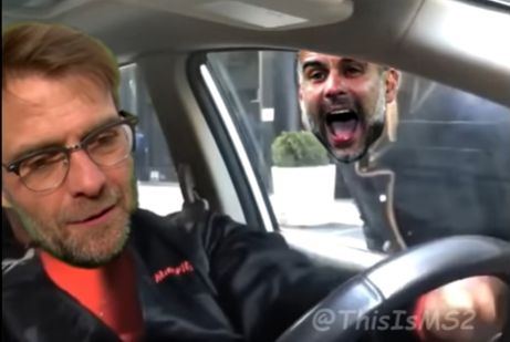 (Video) LFC fan creates hilarious meme-filled flick of Guardiola's meltdown at Anfield