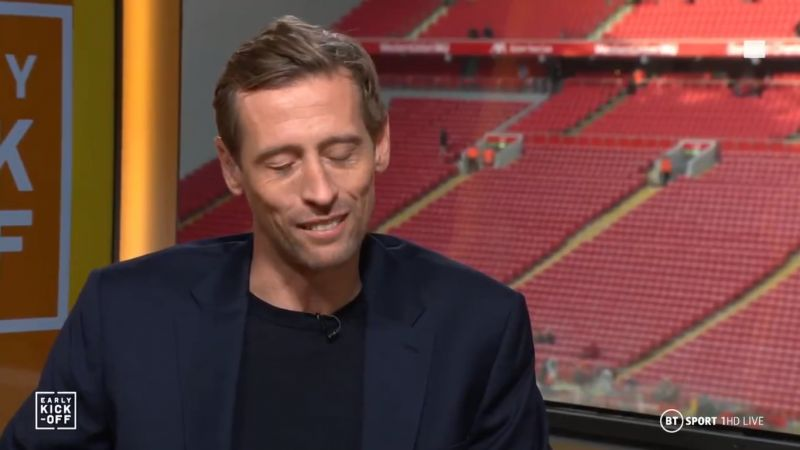 "(Video) Alonso bought LFC player a canary because nobody seen him ""with a bird"" – Crouch"
