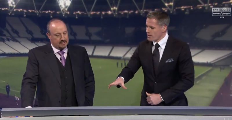 """(Video) Rafa explains how he gave LFC """"control"""" at half-time in Istanbul final"""
