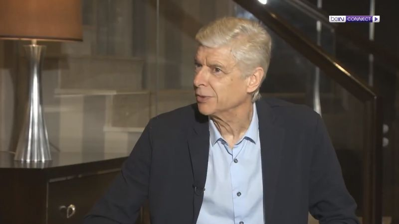 "(Video) ""Complete player"" – Wenger gushes over Liverpool star Mo Salah"