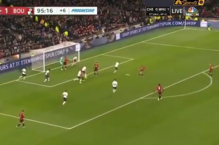 (Video) Wilson nets 96th minute goal v. Spurs – as Bournemouth almost overturn deficit