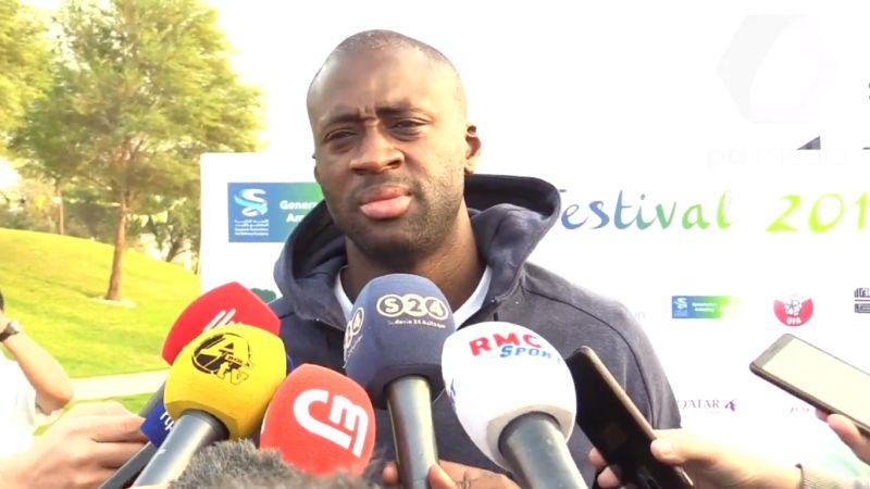 (Video) Yaya Toure claims Sadio Mane should have won the Ballon d'Or