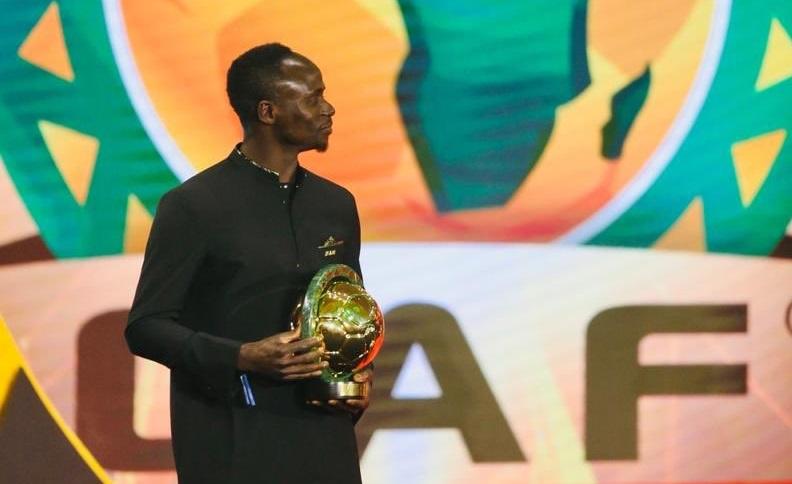 Sadio Mane crowned Africa's best player at 2019 CAF Awards