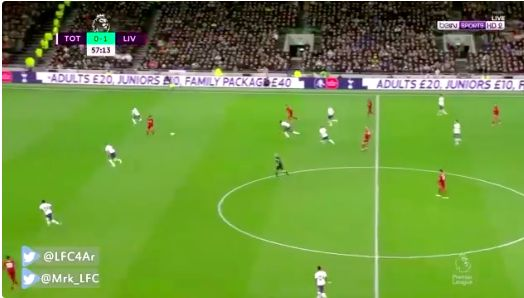 (Video) This unbelievable passage of LFC passing almost led to Goal of Season contender