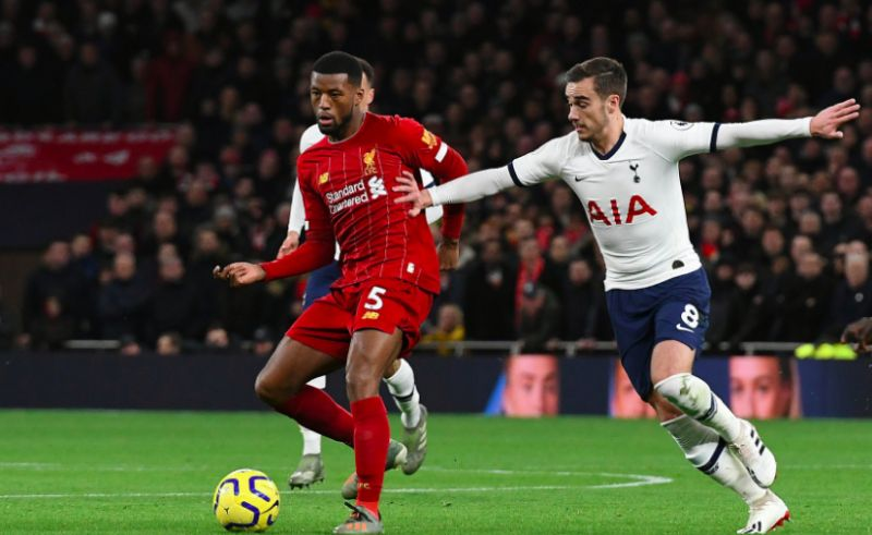 (Video) Wijnaldum's highlights v Spurs show just how incredible a midfielder Gini is