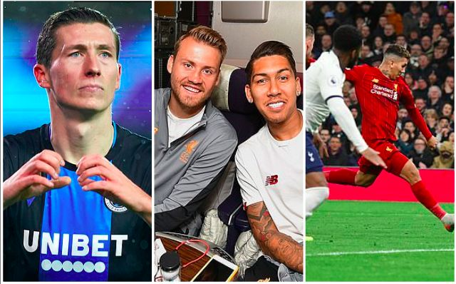 Mignolet makes bizarre Firmino claim about Bobby's poor finishing