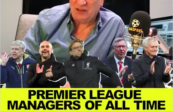 (Video) Neil Warnock explains why he rates Klopp over Fergie, who 'was just man-management'