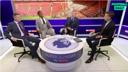 (Video) Roy Keane says this Liverpool team isn't 'great' yet