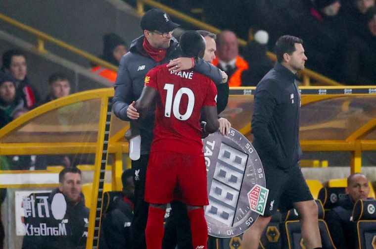 Klopp predicts Sadio Mane's length of absence, with mixed XIs upcoming