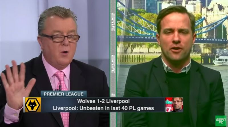 (Video) Steve Nicol has a stinker when analysing Liverpool after Wolves win