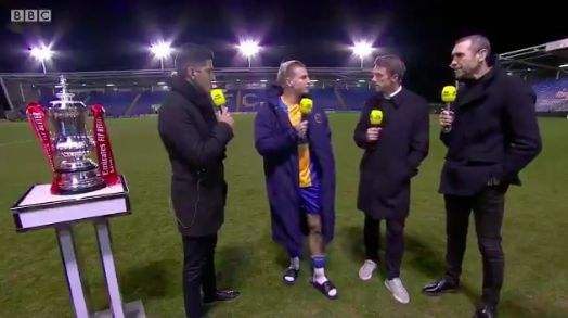 (Video) Shrewsbury hero gutted by Klopp's decision as Martin Keown goes in on Liverpool boss