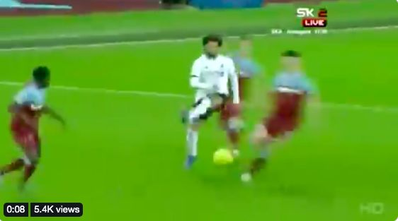 (Video) Unreal new angle of Mo Salah's assist shows how brilliant it was