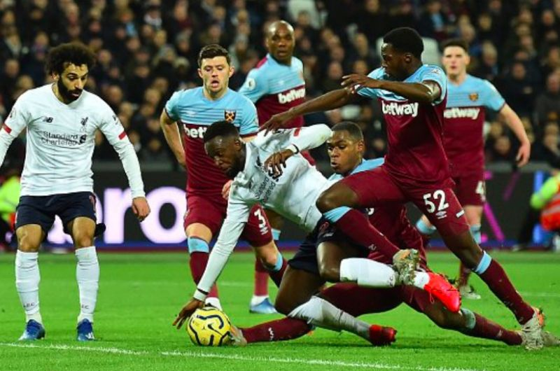 'Outrageous…' Liverpool fans call out ridiculous commentary v West Ham that seemed biased & stupid
