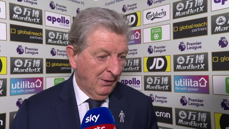 (Video) Liverpool fans will love what Roy Hodgson said about Pep Guardiola